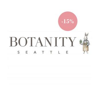 Скидка на Botanity