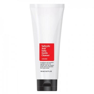 Очищающая пенка с салициловой кислотой COSRX Salicylic Acid Daily Gentle Cleanser
