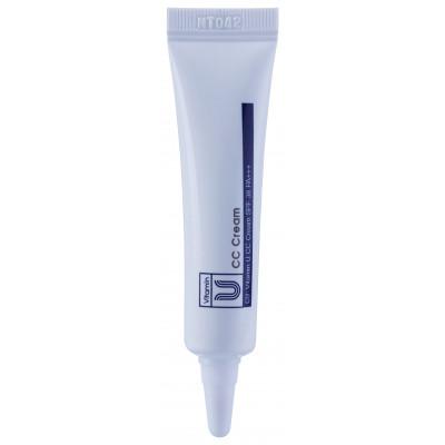 Мультифункциональный капсульный СС-крем CUSKIN Vitamin U CC Cream - 7 мл (SPF 38+, PA+++)