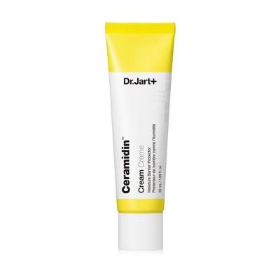 Питающий крем для лица с керамидами DR JART Ceramidin Cream - 50 мл