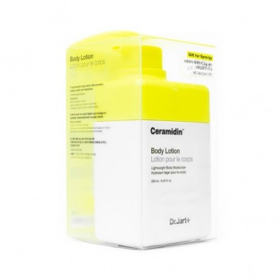Лосьон для тела с керамидами DR JART Ceramidin Body Lotion - 250ml