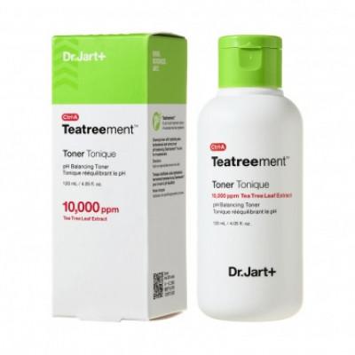 Тонер с чайным деревом для проблемной кожи DR JART Teatreement Toner - 120ml