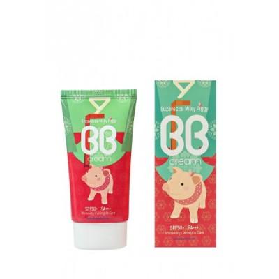Увлажняющий ББ крем ELIZAVECCA Milky Piggy BB Cream
