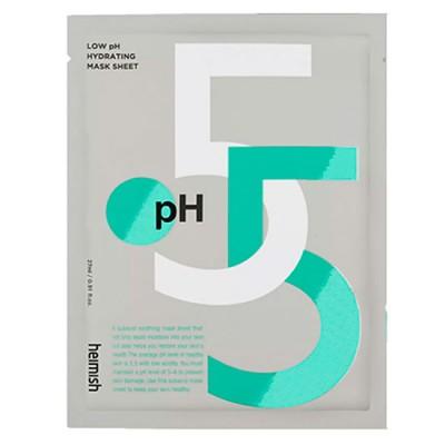 Глубоко увлажняющая тканевая маска HEIMISH Low pH Hydrating Mask Sheet