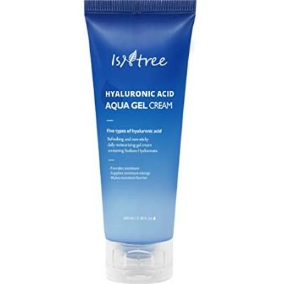 Крем-гель для лица с гиалуроновой кислотой ISNTREE Hyaluronic Acid Aqua Gel Cream