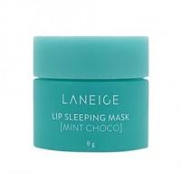 Ночная маска для губ с ароматом мятного шоколада LANEIGE Lip Sleeping Mask Mint Choco - 8 г