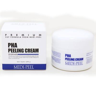Пилинг крем с PHA кислотами MEDI-PEEL PHA Peeling Cream