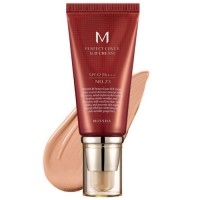 "ББ крем MISSHA M Perfect Cover BB Cream (SPF42/PA+++) Color - 23 ""Natural Beige"" - 50 мл"