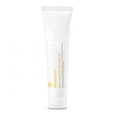 Пенка для очищения пор INNISFREE White Pore Facial Cleanser