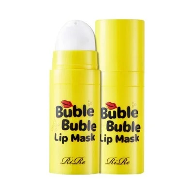 Маска для губ с пузырьками кислорода RIRE Bubble bubble lip mask - 7 мл