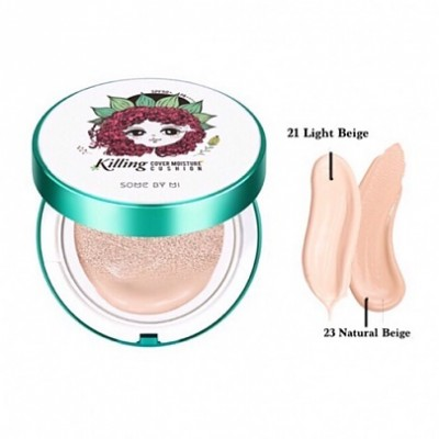 Матирующий кушон SOME BY MI Killing Cover Moisture Cushion 2.0 Color 23 Natural Beige