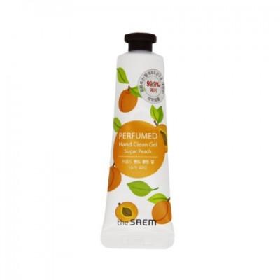 Парфумированный гель для рук (сахарный абрикос) THE SAEM Perfumed Hand Clean Gel Sugar Peach