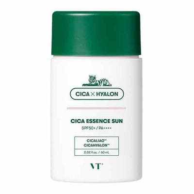 Солнцезащитная эссенция с центеллой VT Cica Essence Sun - 60 мл