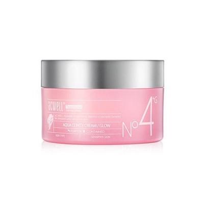 Глубоко увлажняющий крем ACWELL Aqua Clinity Cream Glow - 50 мл
