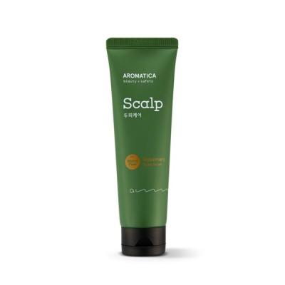 Скраб для кожи головы AROMATICA Rosemary Scalp Scrub - 165 г