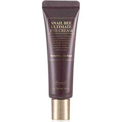 Восстанавливающий крем для век BENTON Snail Bee Ultimate Eye Cream - 30 г