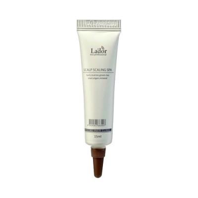 Сыворотка пилинг для кожи головы LADOR Scalp Scaling Spa Hair Ampoule