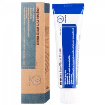 Глубокоувлажняющий крем на основе морской воды PURITO Deep Sea Pure Water Cream