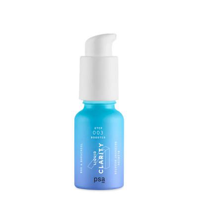 Сыворотка с салициловой кислотой, цинком и бакучиолом PSA Liquid clarity BHA & Bakuchiol Blemish Recovery Booster - 15 мл