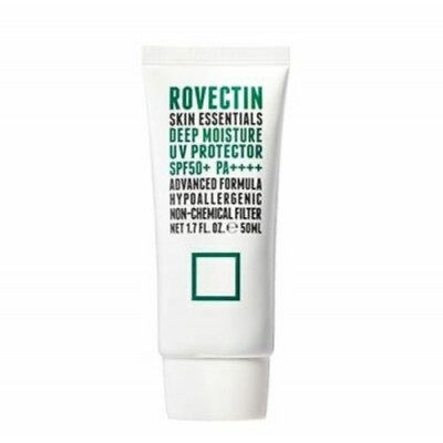 Интенсивно увлажняющий солнцезащитный крем ROVECTIN Skin Essentials Deep Moisture UV Protector - 50 мл