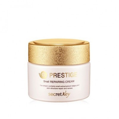 Улиточный крем для лица SECRET KEY Prestige Snail Repairing Cream