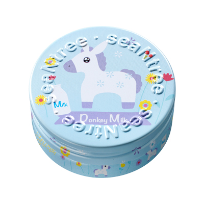 Крем для лица с ослиным молоком SEANTREE Donkey Milk Water Drop Cream - Design 3
