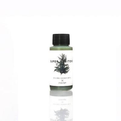Очищающая детокс-пенка WONDER BATH Super Vegitoks Cleanser Green - 30 мл