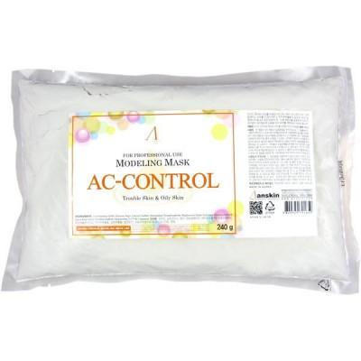 Альгинатная маска для проблемной кожи ANSKIN AC-Control Modeling Mask