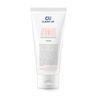 Крем для сухой кожи CUSKIN Clean Up Atomide Cream - 100 мл