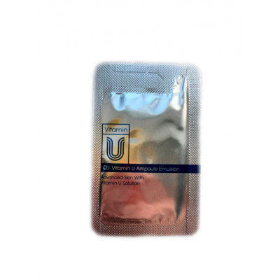 Ампульная эмульсия с пептидами и витамином U CUSKIN Vitamin U Ampoule Emulsion - 1,5 мл