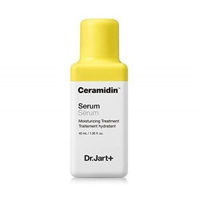 Увлажняющая сыворотка с керамидами для сухой и обезвоженной коже DR JART Ceramidin Serum - 40 мл