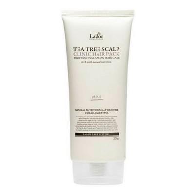 Маска для кожи головы LADOR Tea Tree Scalp Clinic Hair Pack - 200 мл