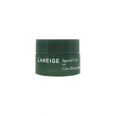 Ночная восстанавливающая маска LANEIGE Cica Sleeping Mask - 10 мл