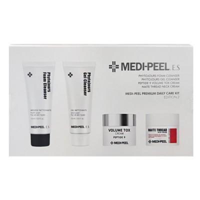 Набор миниатюр с пептидами для борьбы с возрастными изменениями кожи MEDI-PEEL Premium Skin Care Kit Edition 2