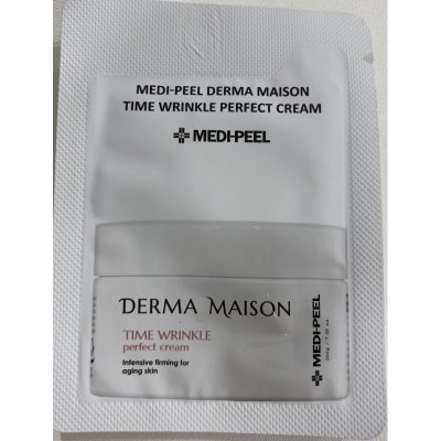 Омолаживающий крем для лица MEDI-PEEL Derma Maison Time Wrinkle Cream - Пробник