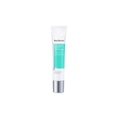 Себорегулирующий увлажняющий крем для жирной кожи REAL BARRIER Control-T Solution Cream - 40 мл
