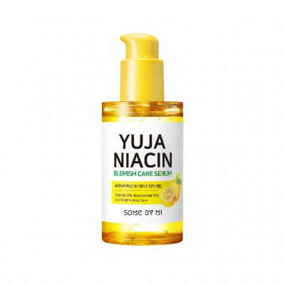 Осветляющая сыворотка SOME BY MI Yuja Niacin 30 Days Blemish Care Serum