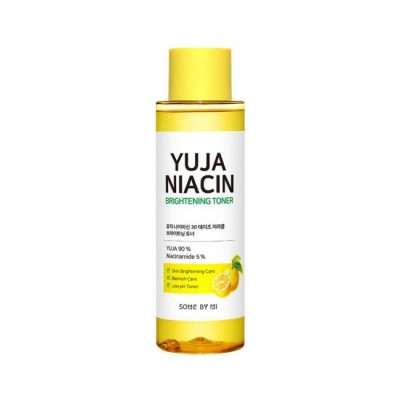 "Тонер с витамином ""С"" SOME BY MI Yuja Niacin 30 Days Miracle Brightening Toner - 150 мл"