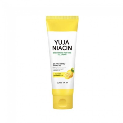 Осветляющий крем SOME BY MI Yuja Niacin Brightening Moisture Gel Cream - 100 мл