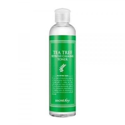 Органический тонер для лица SECRET KEY Fresh Nature Toners -Tea tree