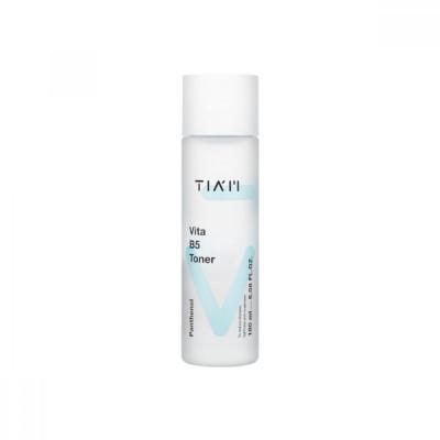 Увлажняющий тонер с пептидами и бетаином TIA'M Vita B5 Toner 180ml