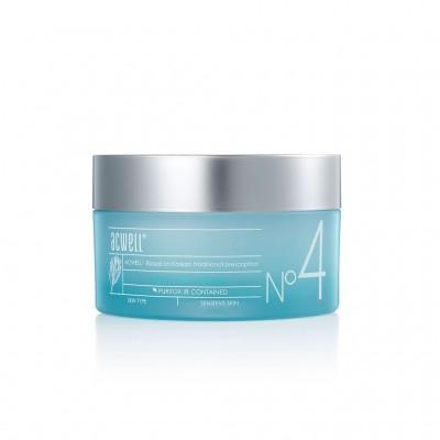 Увлажняющий крем для чувствительной кожи ACWELL Aqua Clinity Cream