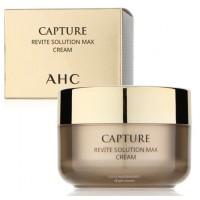 Питательный крем для лица A.H.C Capture Revite Solution Max Cream - 50 мл