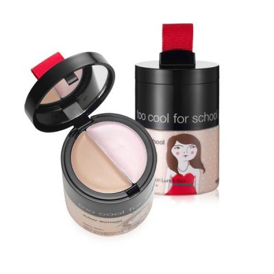 ББ бокс TOO COOL FOR SCHOOL After School BB Foundation Lunch Box Color 23 Watery Skin (ББ крем+консиллер+хайлайтер)