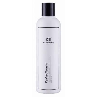 Укрепляющий шампунь CUSKIN Clean Up Peptino Shampoo - 250 мл
