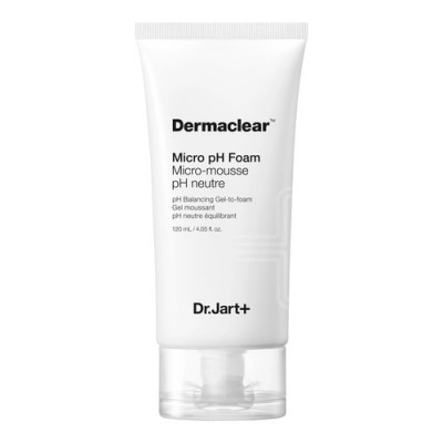 Глубокоочищающая пенка с нейтральным pH DR JART Dermaclear Micro PH Foam