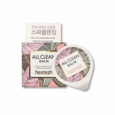 Очищаючий крем-бальзам для обличчя HEIMISH All Clean Balm - 5 мл