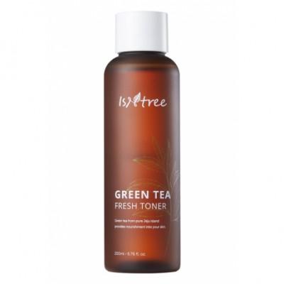 Тонер с зеленым чаем ISNTREE Green Tea Fresh Toner - 200 мл