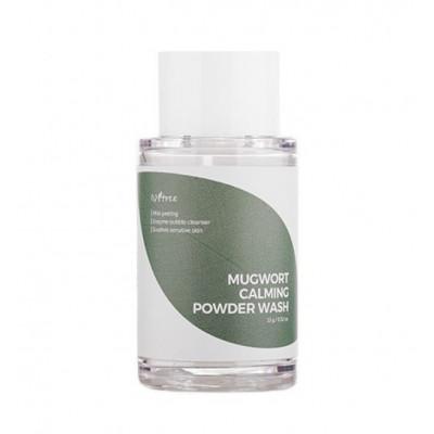 Энзимная пудра для умывания с экстрактом полыни ISNTREE Mugwort Powder Wash - 15 г