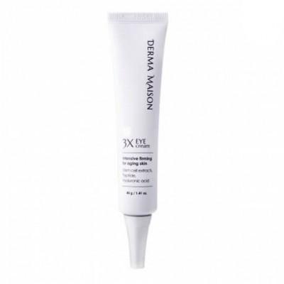 Антивозрастной крем для век с эффектом лифтинга MEDI-PEEL Derma Maison 3X Eye Cream - 40 г